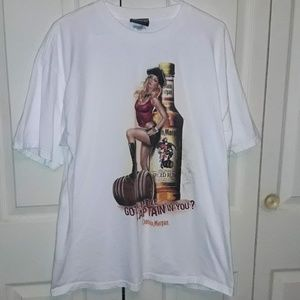 Other - Captain Morgan Graphic Tee Size XL